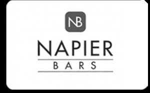 Napier Bars Member's Card